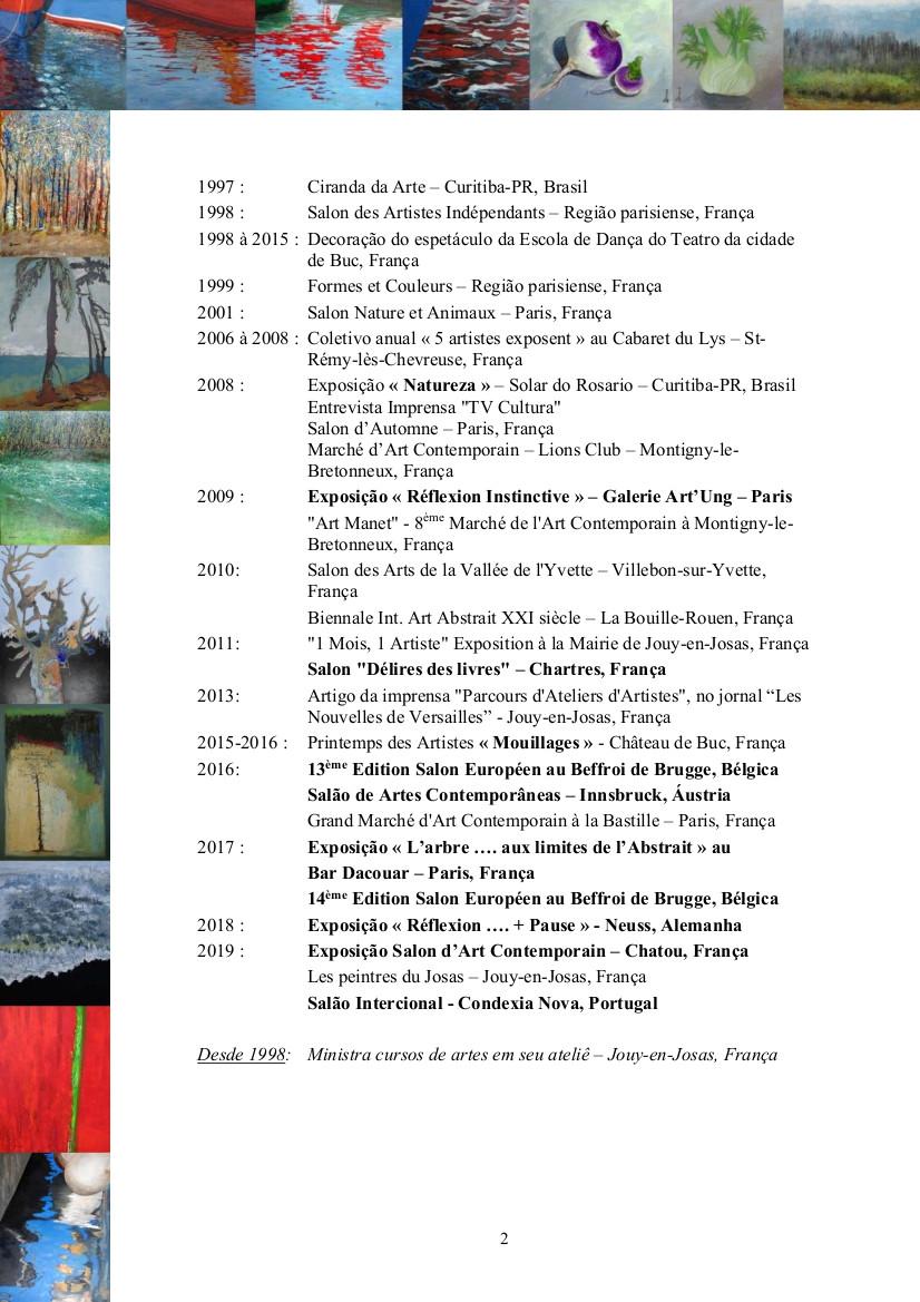 CV Liane BRIAND - Português -  página 2