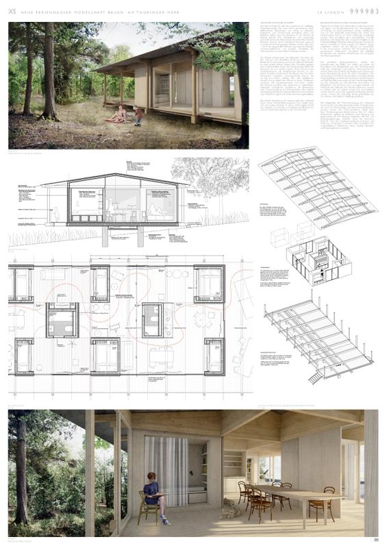 Blatt 1, Architekturbüro Voigt