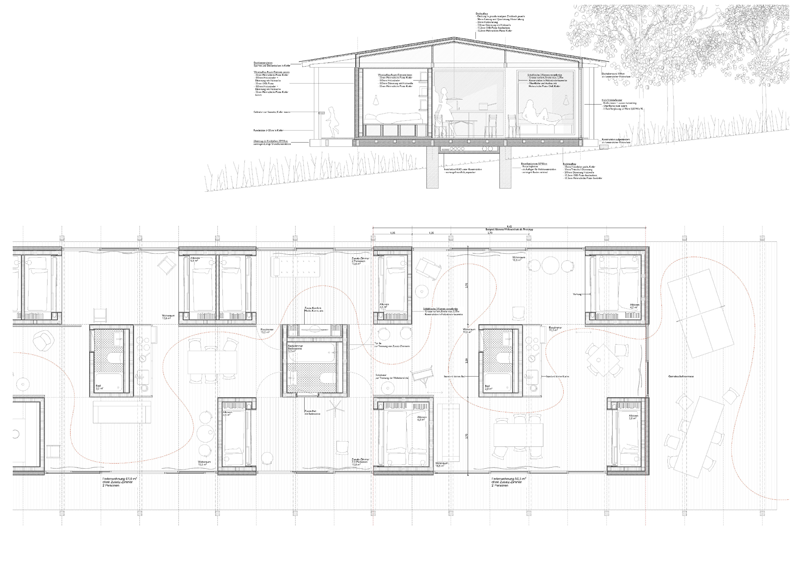 Gebäude, Architekturbüro Voigt