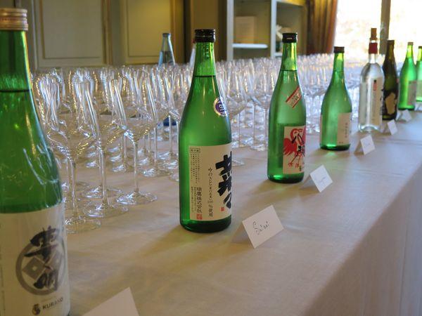 La passion du Saké