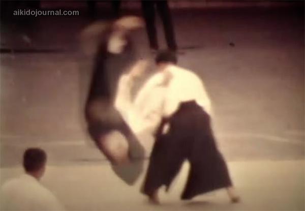 Morihiro Saito's Explosive Iriminage