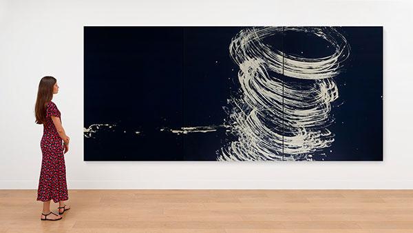 Fabienne Verdier, l'énergie en peinture