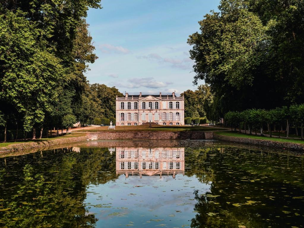Château de Canon et ses jardins