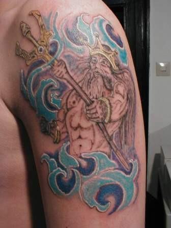 Neptun Tattoo Greifswald