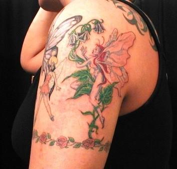 Elfen Tattoo Greifswald
