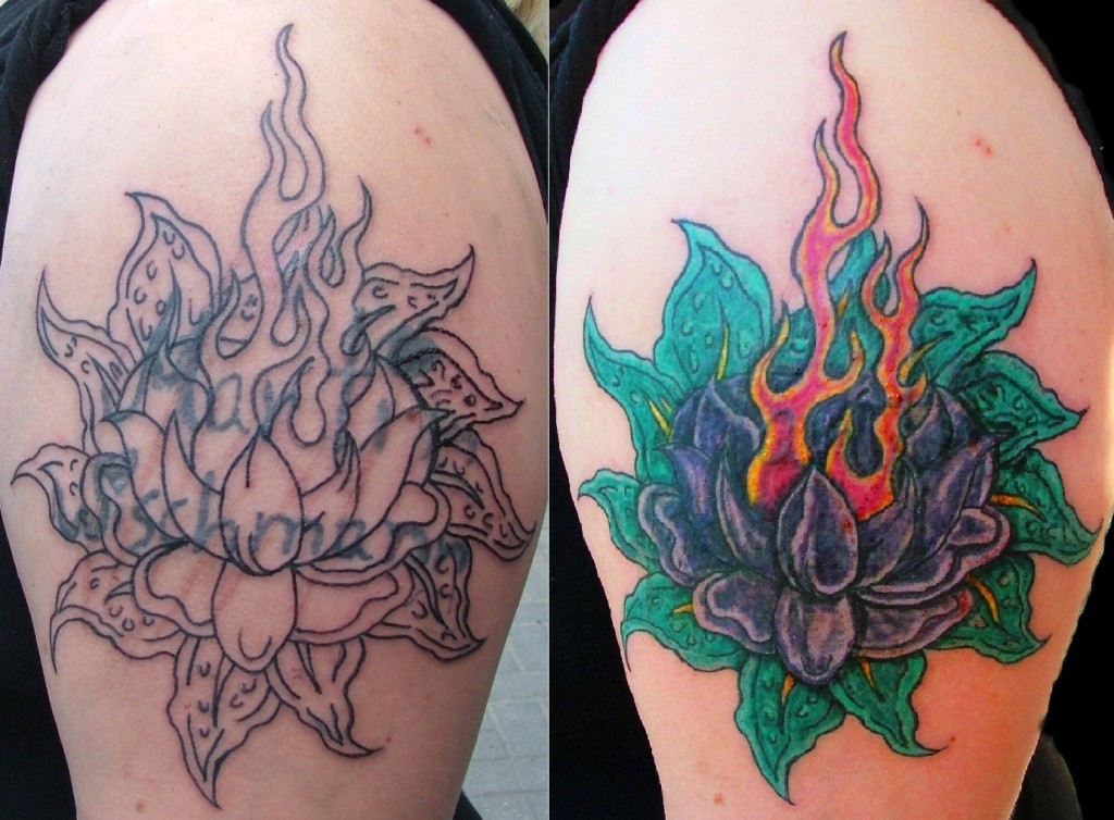 cover up tattoo blume