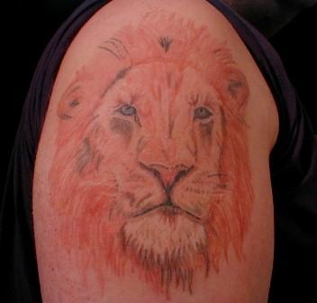 Löwe Tattoo Greifswald