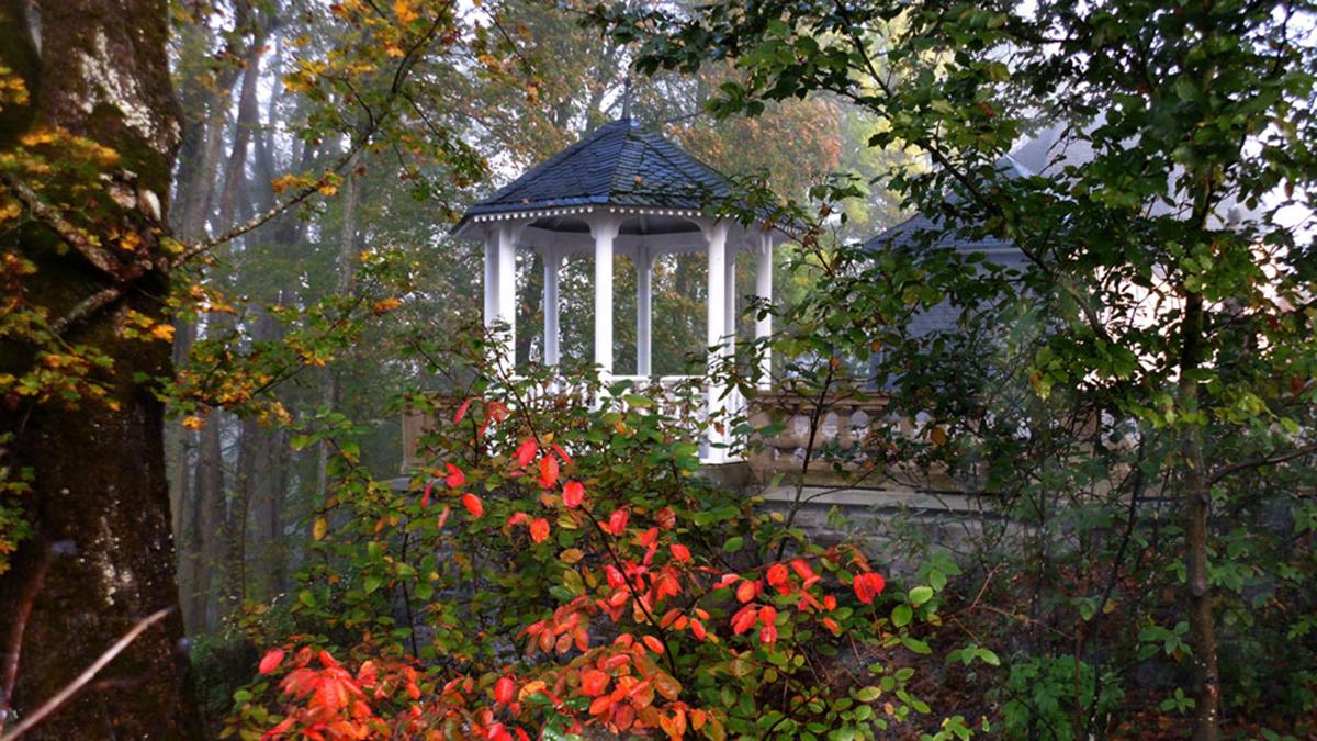 Im Schlosspark neben der Orangerie