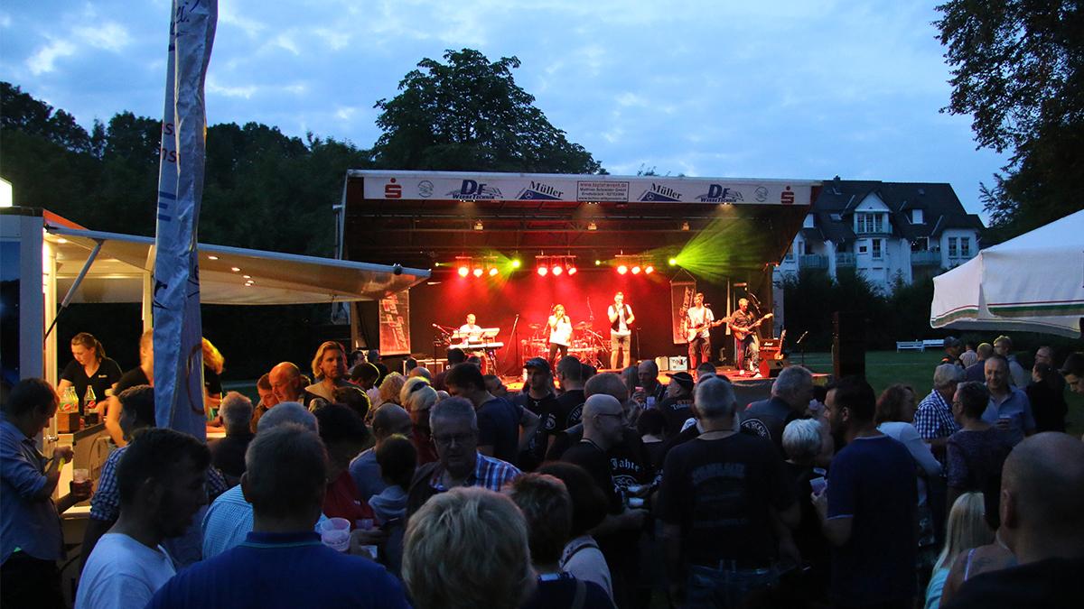 Schönste Partylaune des Sommers - Open Air an der Odeborn