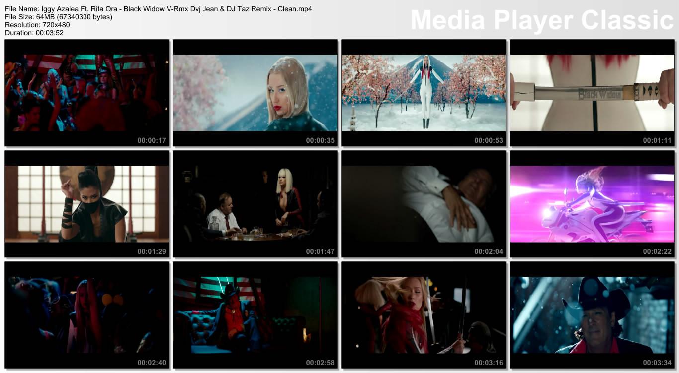 Iggy Azalea Ft. Rita Ora - Black Widow V-Rmx Dvj Jean & DJ Taz Remix - Clean.mp4