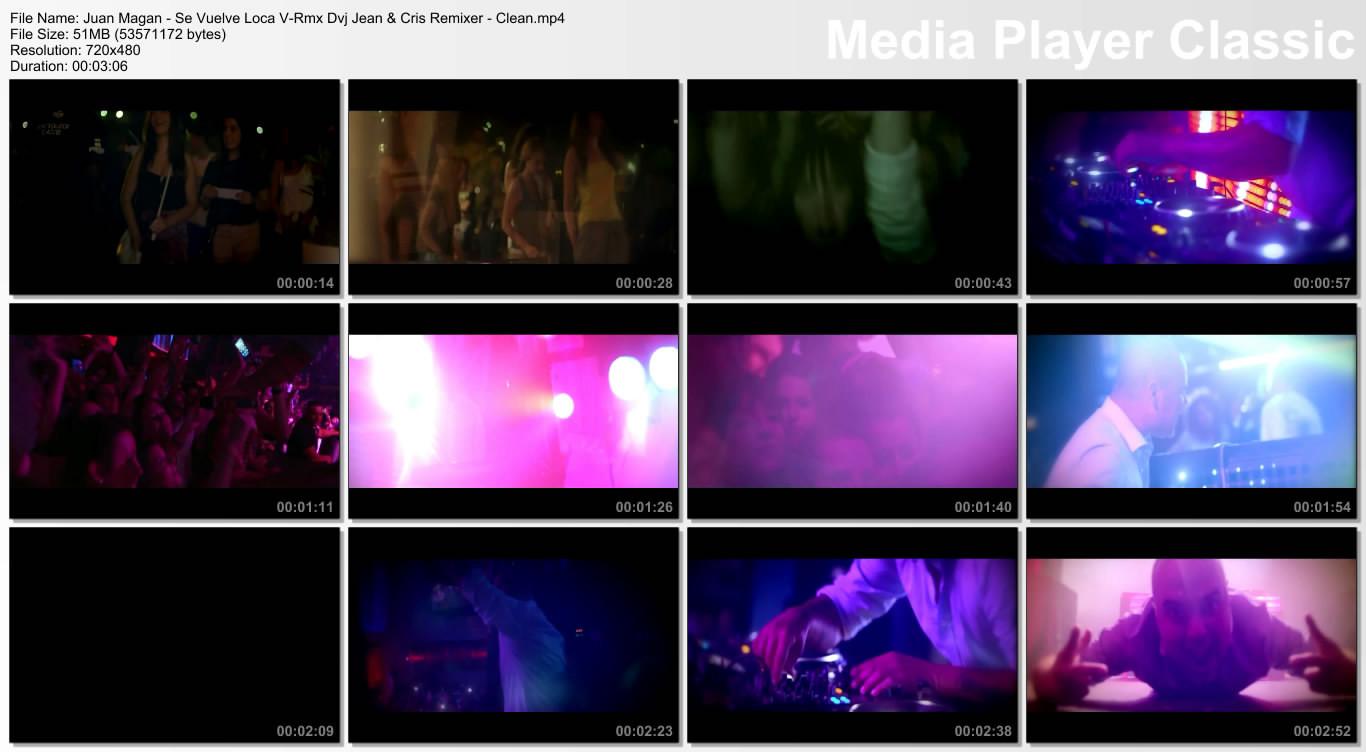 Juan Magan - Se Vuelve Loca V-Rmx Dvj Jean & Cris Remixer - Clean.mp4