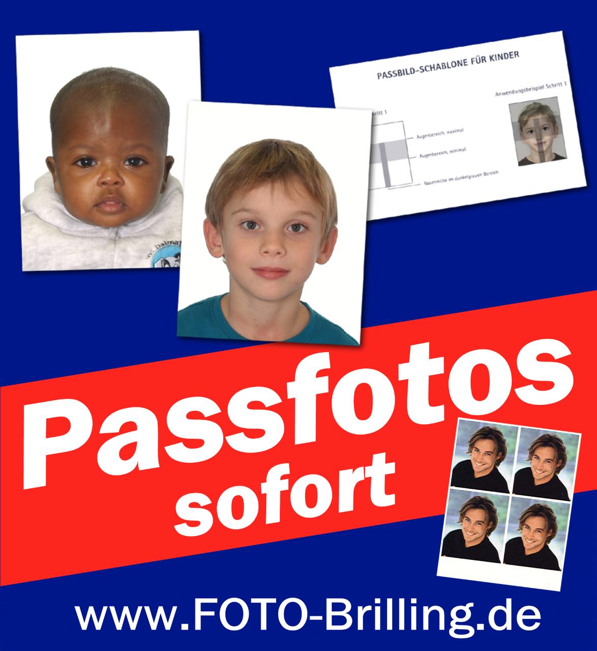 Passfoto und Passbild in Kassel - Fotostudio, Fotograf Kassel für ...