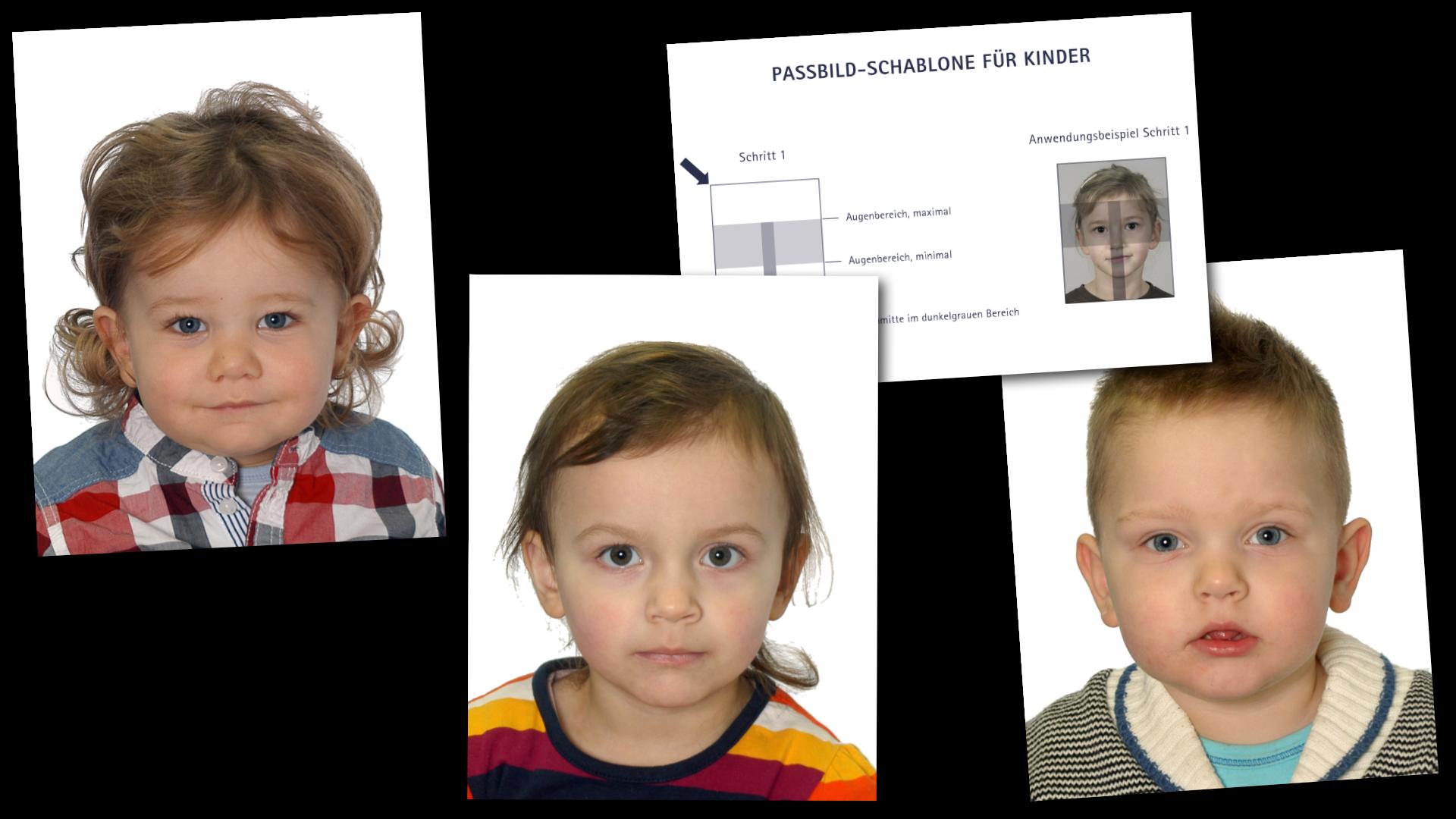 Gemütlich Uns Passfoto Vorlage Bilder - Entry Level Resume Vorlagen ...