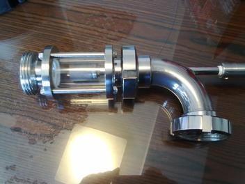 15 Diffusore Gas a Passaggio di un Liquido
