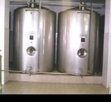 Serbatoi INOX AISI 304 HL 100