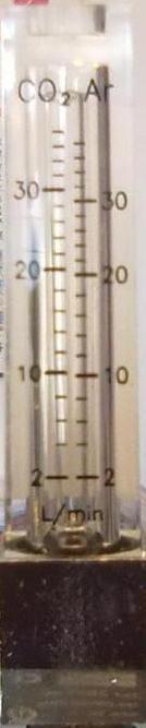 3 Particolare Flussimetro da 4 KG Ora