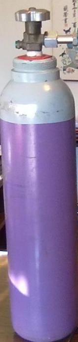 1 Impianto di Dosaggio di Gas Micronizzati, Depurati, Deodorati, a Passaggio di un Liquido