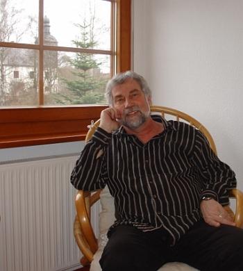 Manfred Günther. Foto: M. Günther