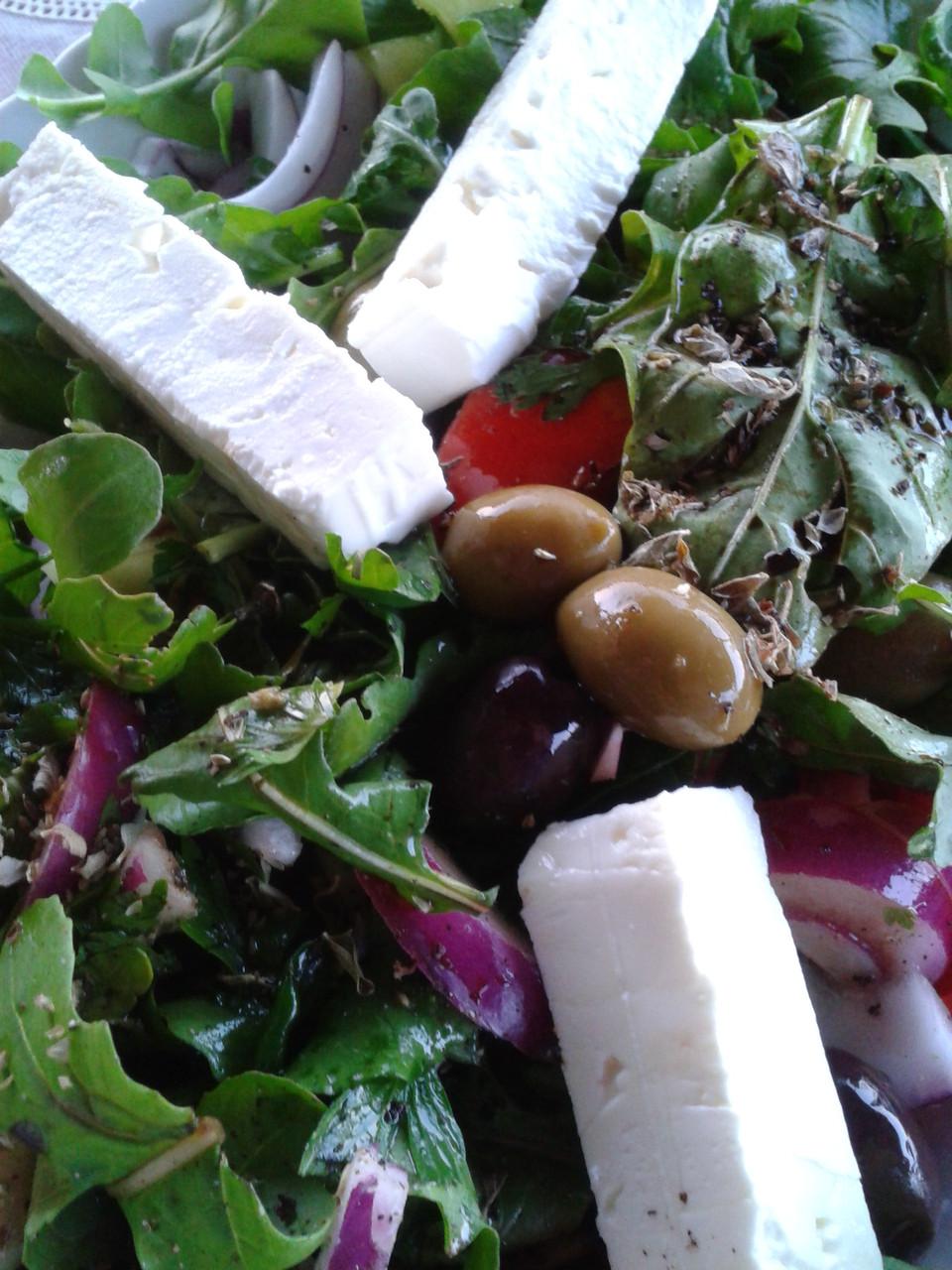 Die frischesten Salate. Einfach lecker!