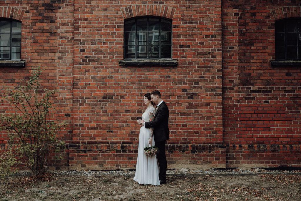 Hochzeitsfotograf Hamburg - urbane Hochzeit von Alina Atzler