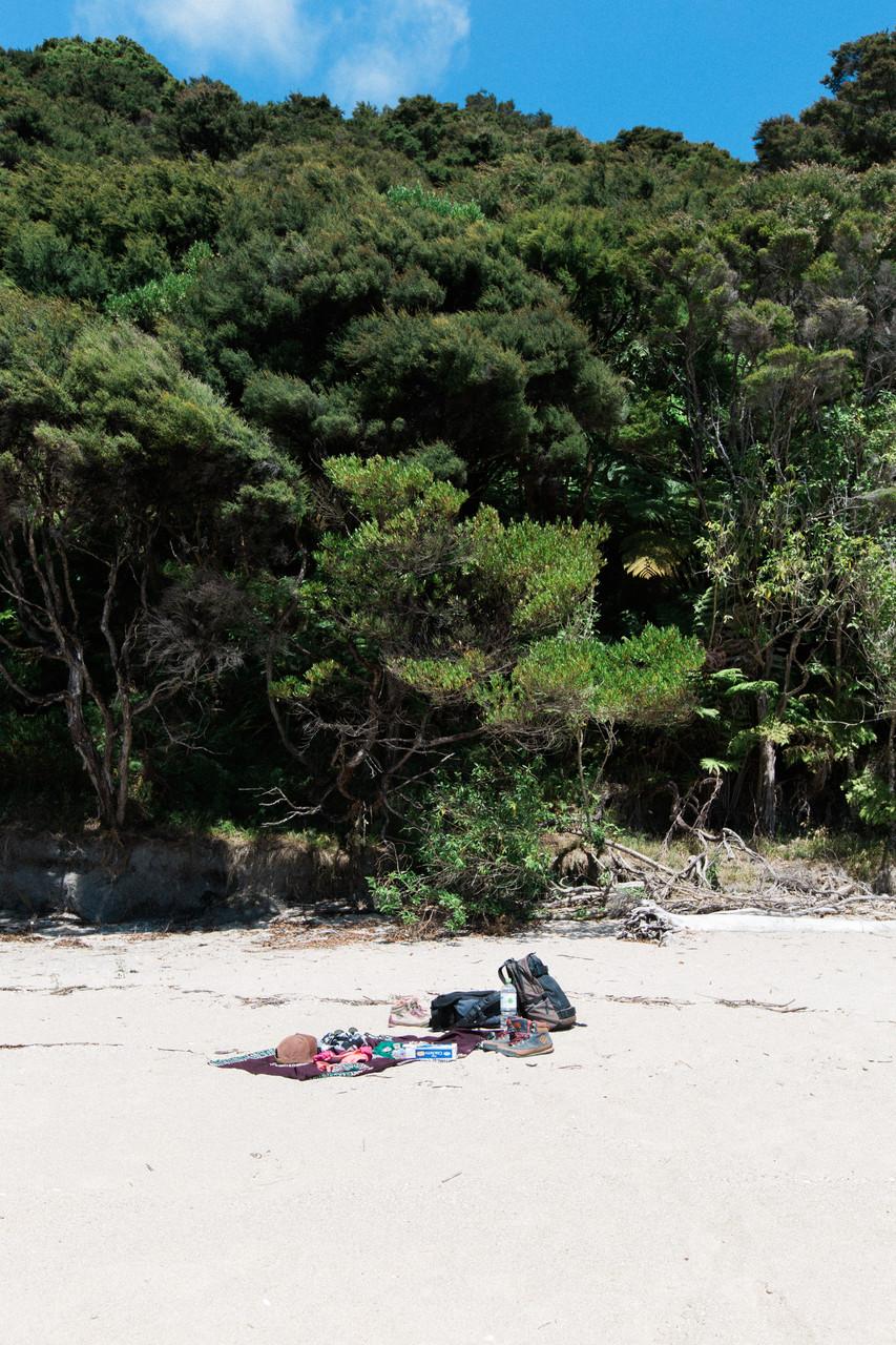 Abel Tasman National Park Tonga Bay