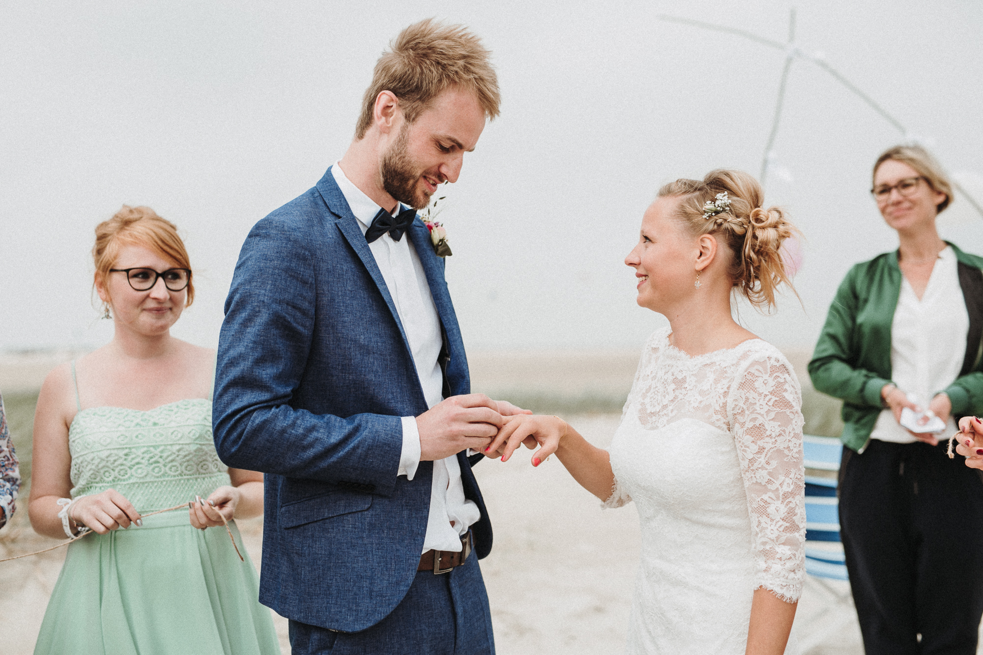 Heiraten am Strand von Sankt Peter-Ording