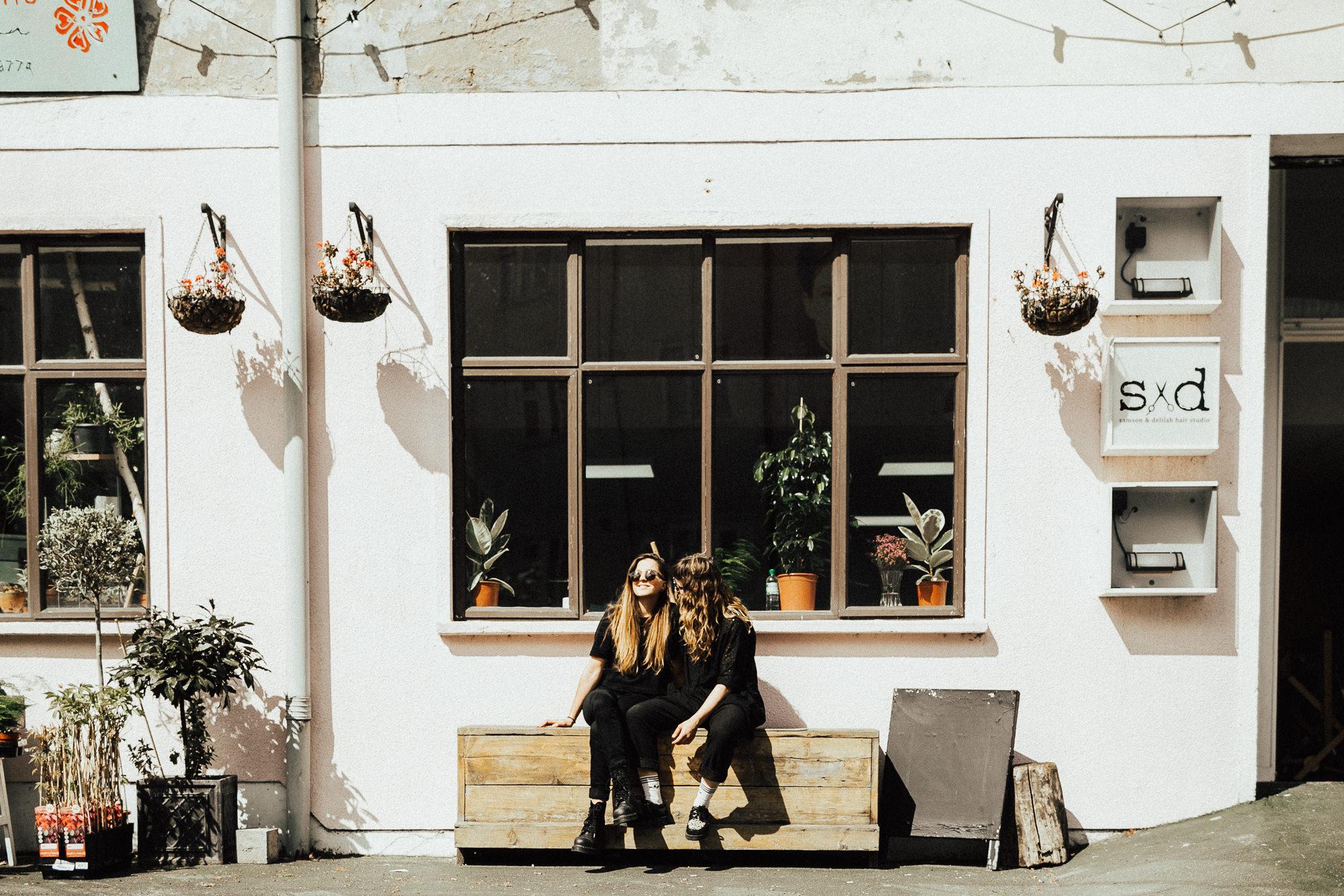 Gleichgeschlechtliches Paarshooting in Hamburg von Alina Atzler Fotografie