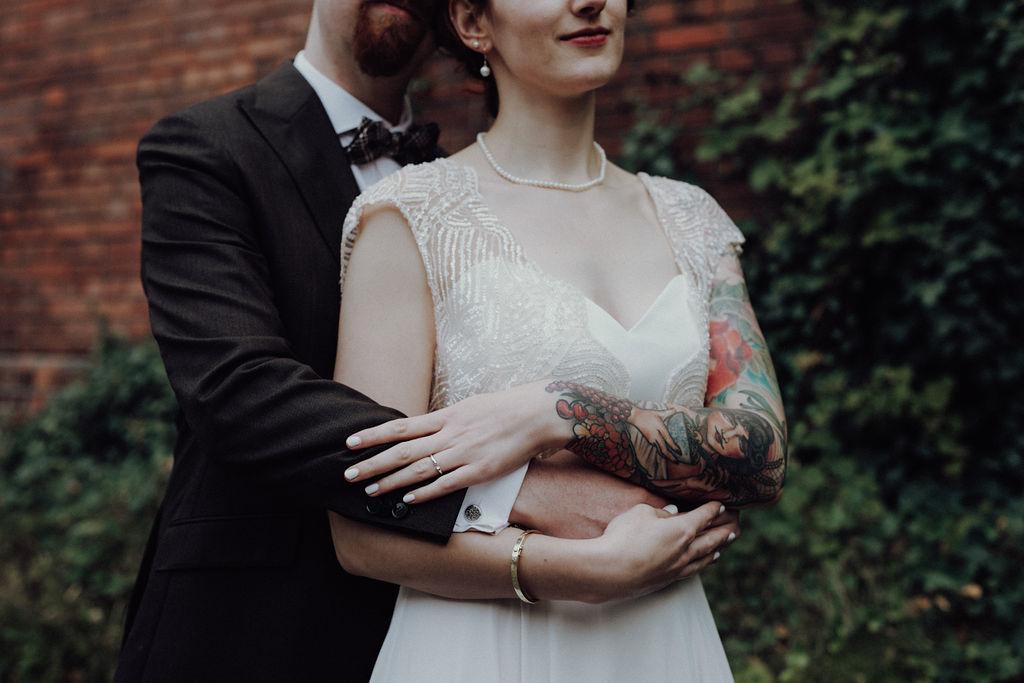 urbane Hochzeitsfotografie von Alina Atzler