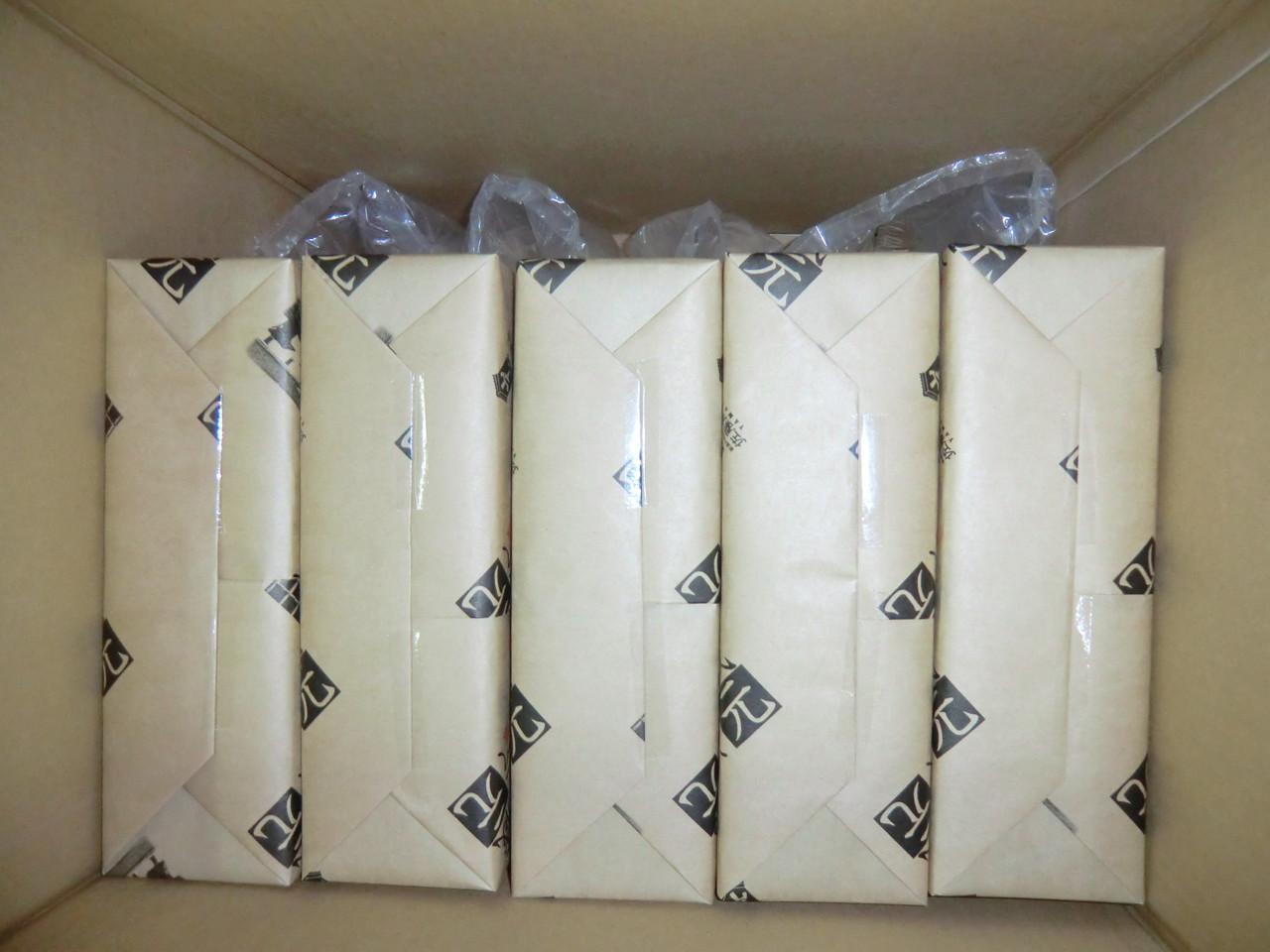 ③四合瓶3本組ギフト5セットで 1梱包 送料は900円です。1セットあたり180円の送料でお得です。