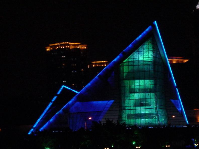 Konzerthalle in Guangzhou