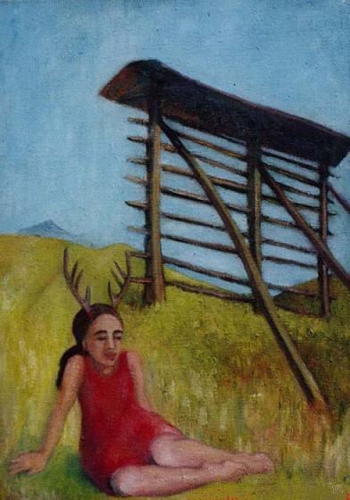 Bei der Harpfe