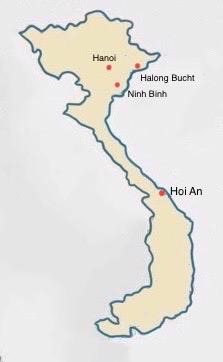 Vietnam - Weltreise Blog und Reiseziele - Travel um die Welt