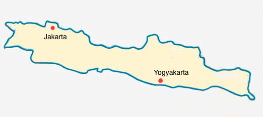Java - Yogyakarta - Weltreise Blog und Reiseziele - Travel um die Welt