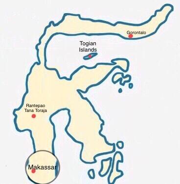 Makassar - Weltreise Blog und Reiseziele - Travel um die Welt