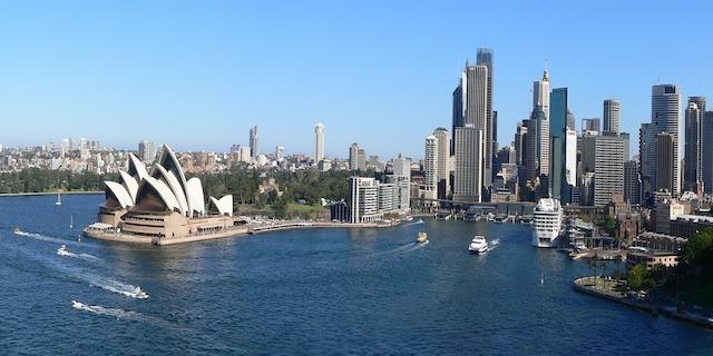 Klick hier: Sydney