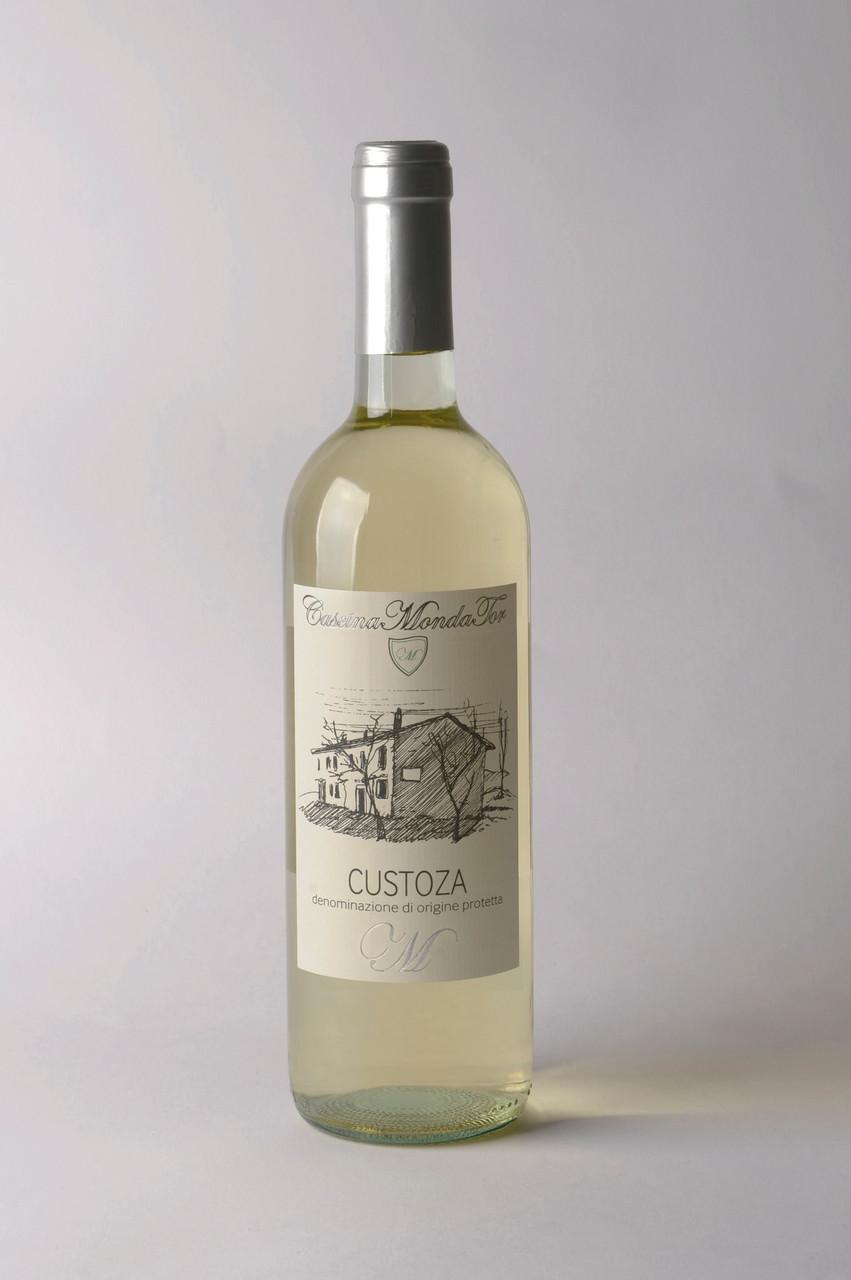 Vino bianco CUSTOZA DOC