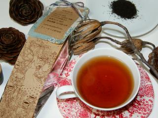 エレナリーフ・ディンブラ紅茶 ティーバッグ25個入り Jimdoアドベントカレンダー2018