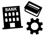 銀行口座の設定が簡単!