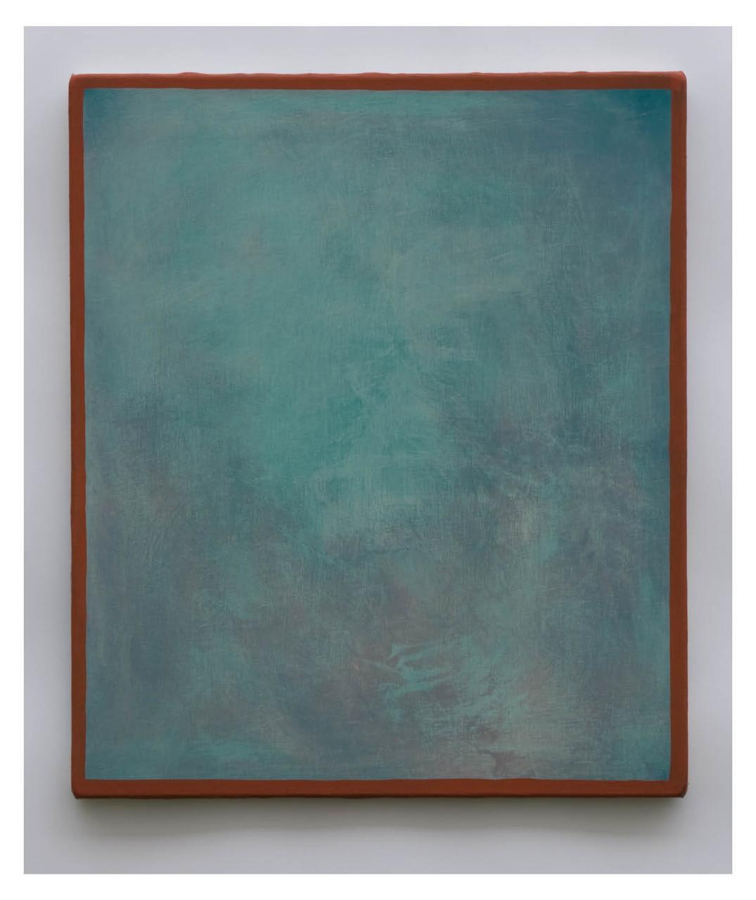 Ohne Titel, 2009, Öl auf Leinwand, 61 x 52 cm