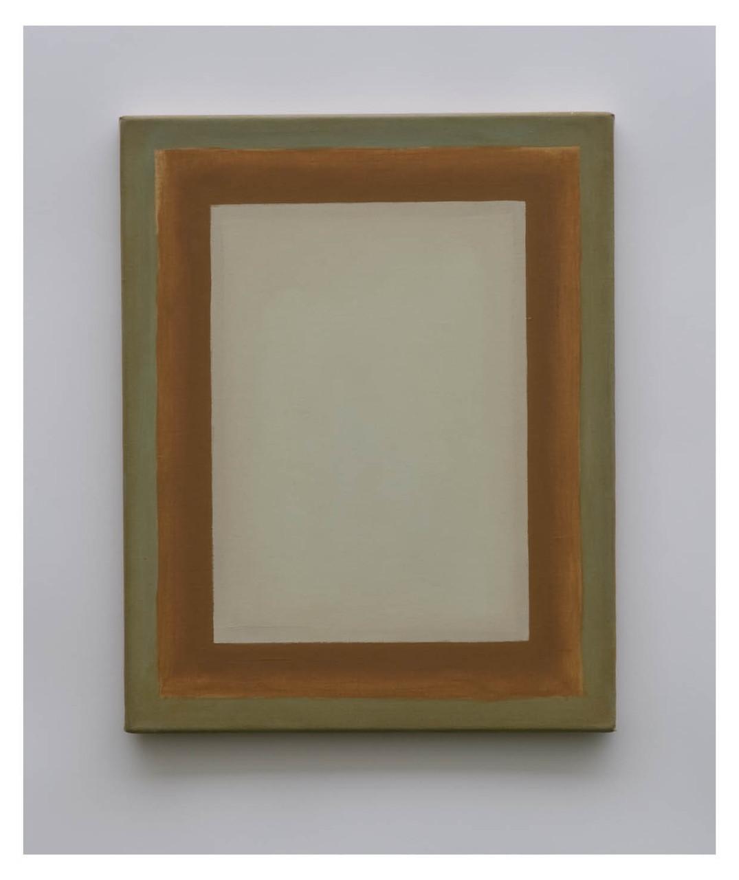 Ohne Titel, 2008, Öl auf Leinwand, 49 x 39 cm