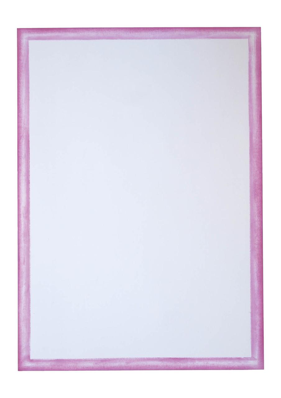 Ohne Titel, 2011, Offsetfarbe auf Papier, 70 x 50 cm