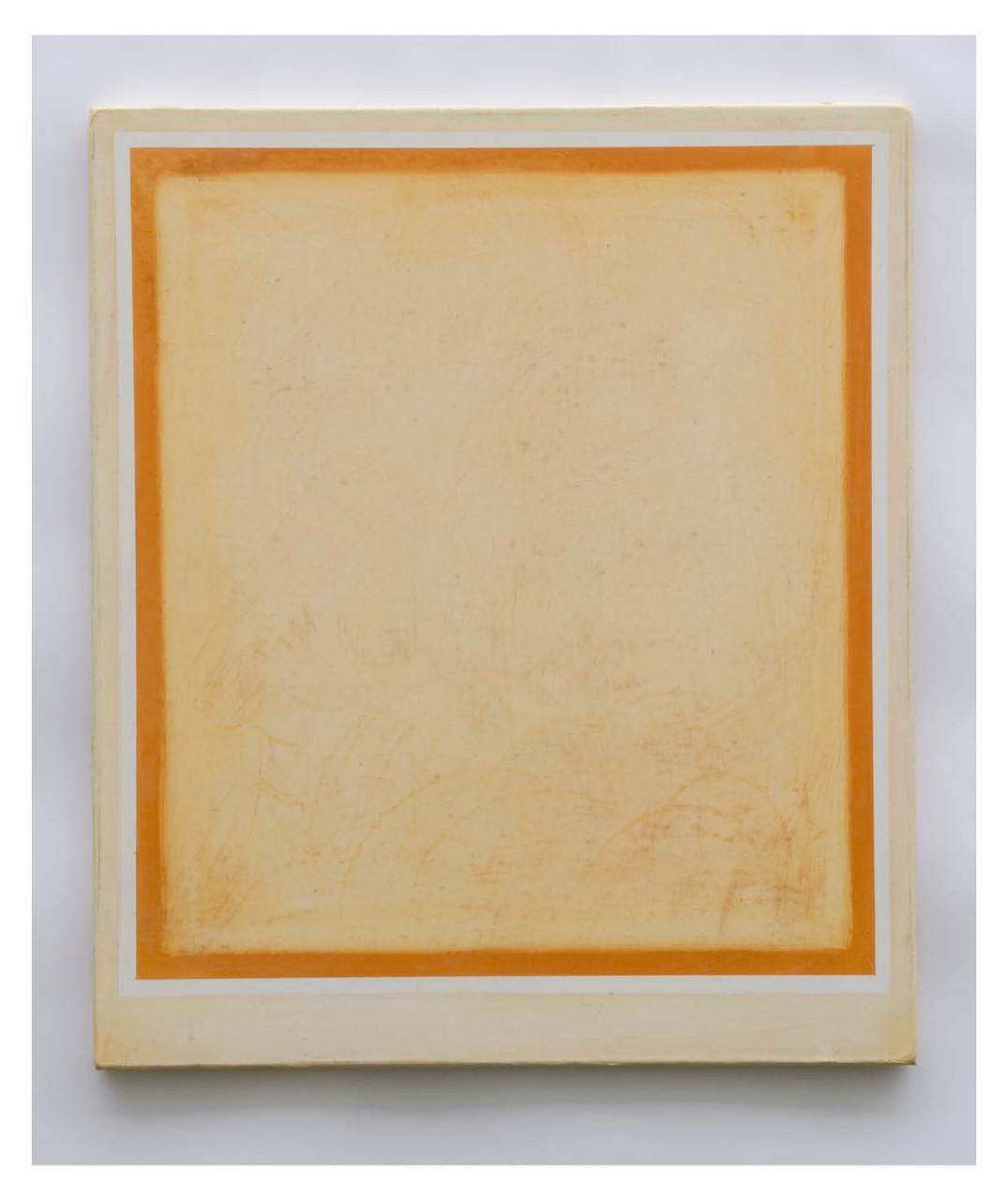 Ohne Titel, 2010, Öl auf Leinwand, 69 x 95 cm