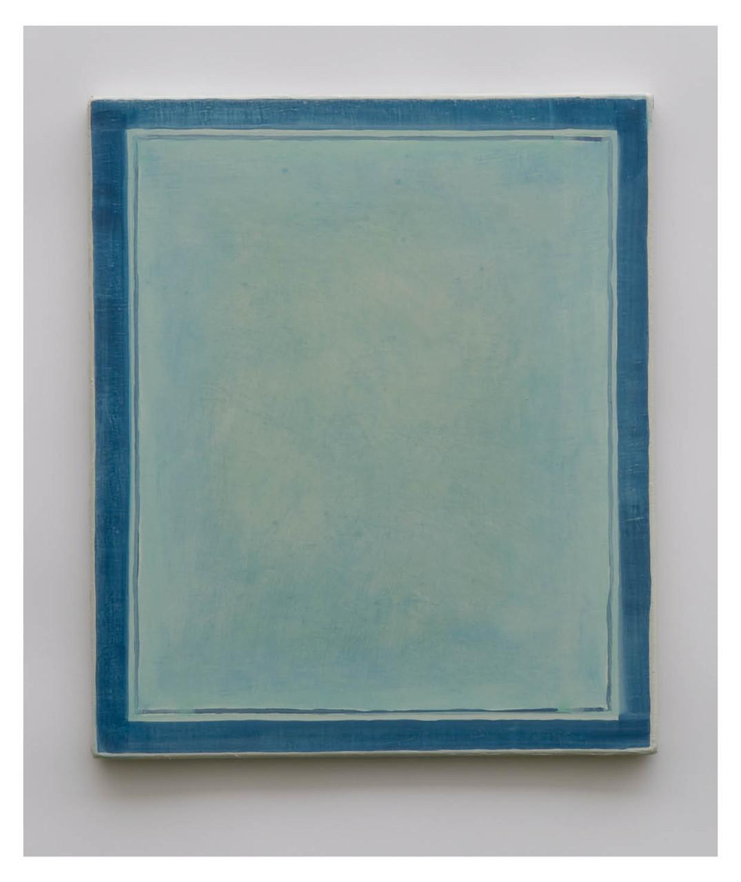 Ohne Titel, 2008, Öl auf Leinwand, 54 x 46 cm