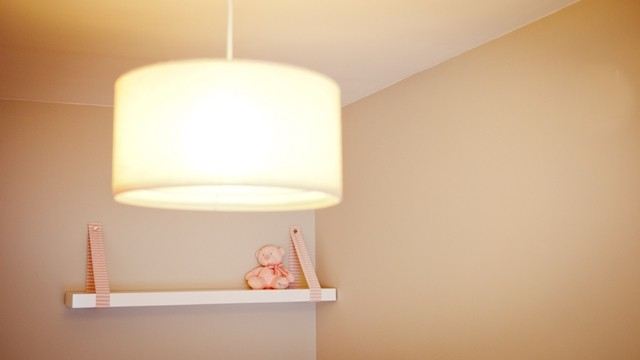 Lámpara cilindro techo