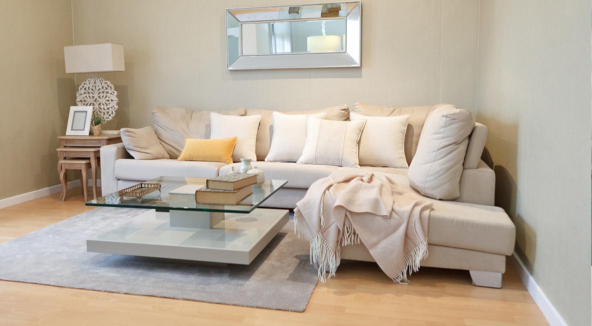 Disfruta de un sofá elegante y resistente