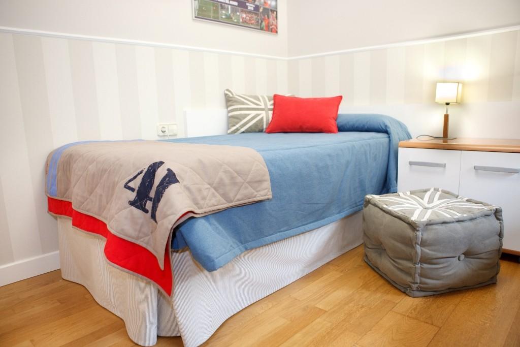 Dormitorio juvenil nene
