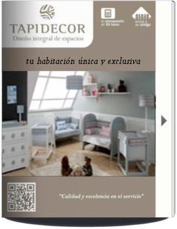 Catálogo mobiliario infantil - juvenil