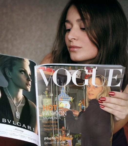 Ve in Vogue