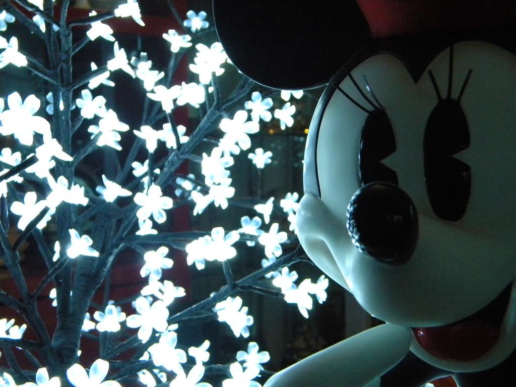 Die Minnie.....