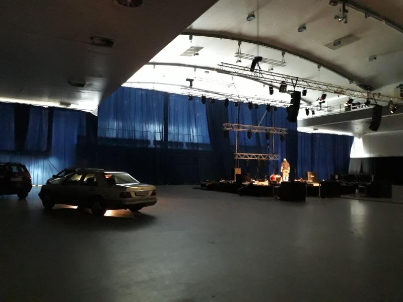 Nordseehalle Emden 12.06.21